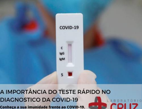 Teste COVID